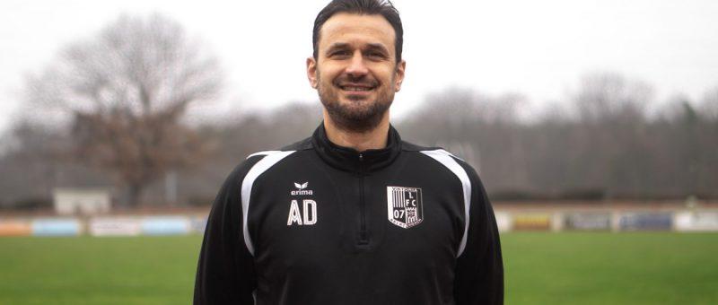 Ahmet Demiroglou übernimmt von Daniel Niedermann das Traineramt