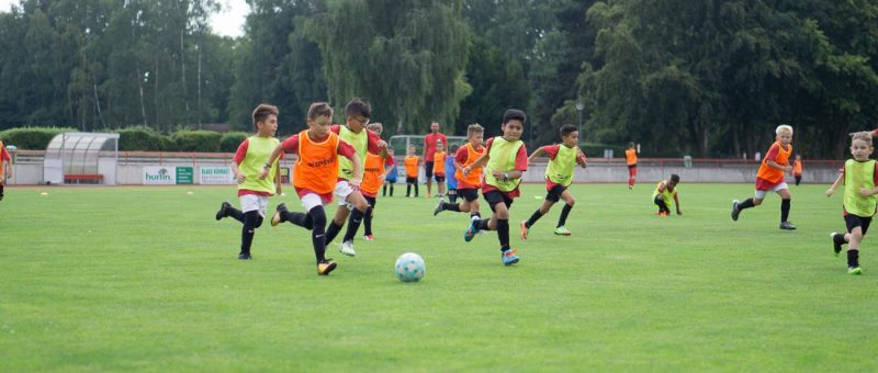 1. Training für neue G2 am 19. August