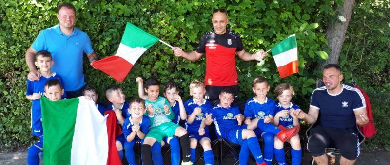 Italien scheidet knapp in der Vorrunde aus