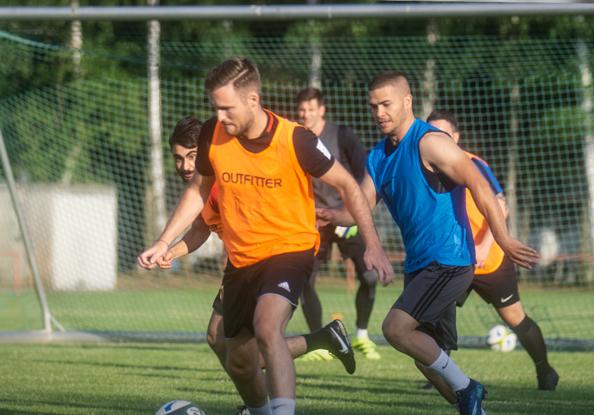 Björn Pallat kehrt zur Viktoria zurück, Oskar Heldt stößt neu zum Team