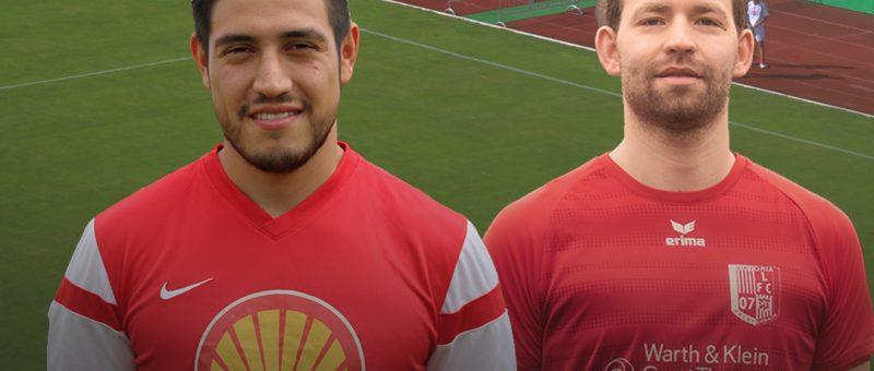 Rückkehrer Rodriguez Robles und Stegelmeier komplettieren Defensive